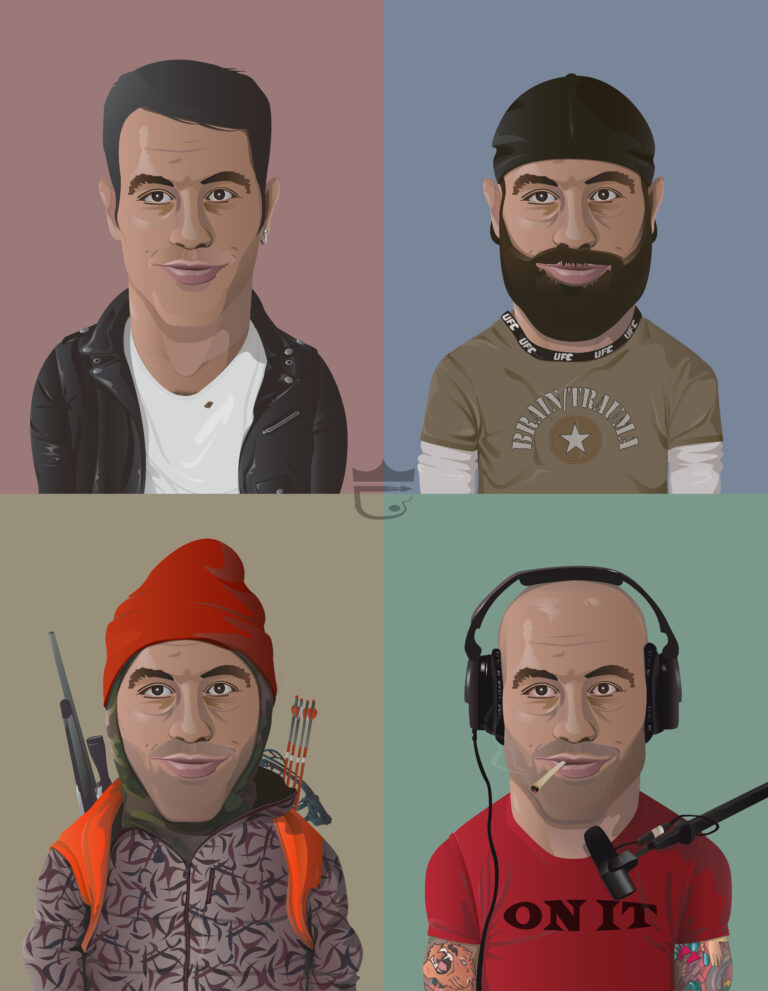 The Evolution of Joe Rogan
