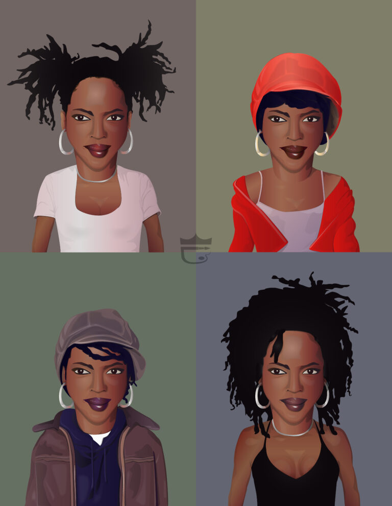 The Evolution of Lauryn Hill
