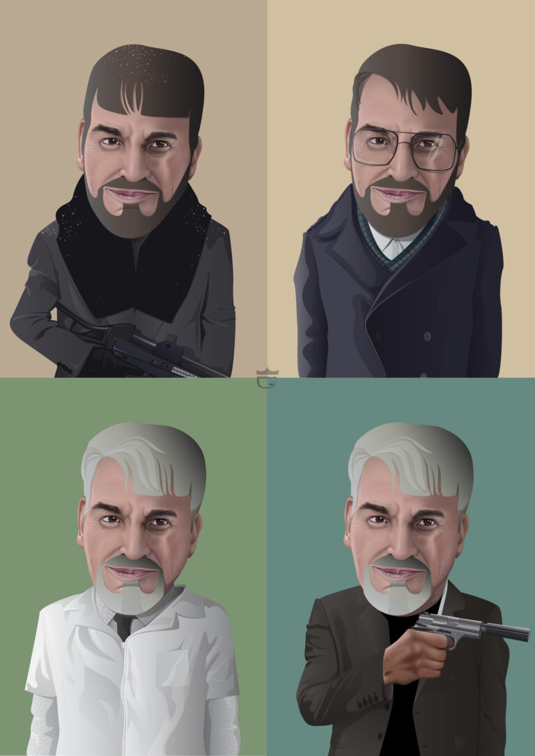 The Evolution of Lorne Malvo in Fargo